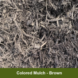 Colored-Mulch-Brown