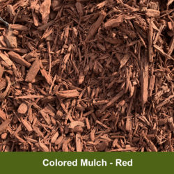 Colored-Mulch-Red