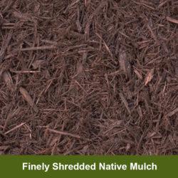 Finely-Shredded-Native-Mulch